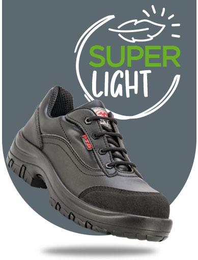 la meilleure attitude 2c83c cc517 Les chaussures de sécurité les plus légères au monde