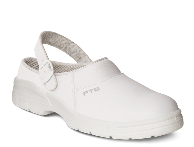Safety shoes Cook White