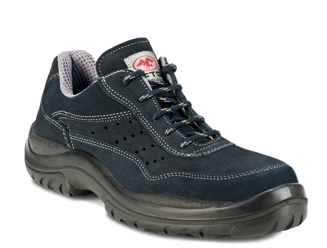 Safety shoes Blue