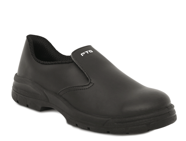 Safety shoes Chef Black