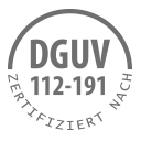 DGUV 112-191 certified safety shoes