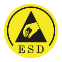 ESD certified safety shoes: electrostatic discharge capability